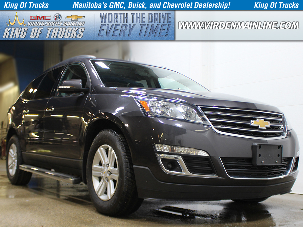 Pre-Owned 2014 Chevrolet Traverse 1LT | Heated Seats | Rear Vision Camera Heated Front Seats | Rear Vision Camera
