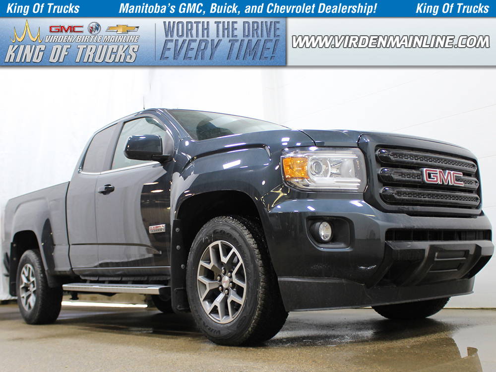 New 2018 GMC Canyon EXT | ALL-TERRAIN | $270 B/W