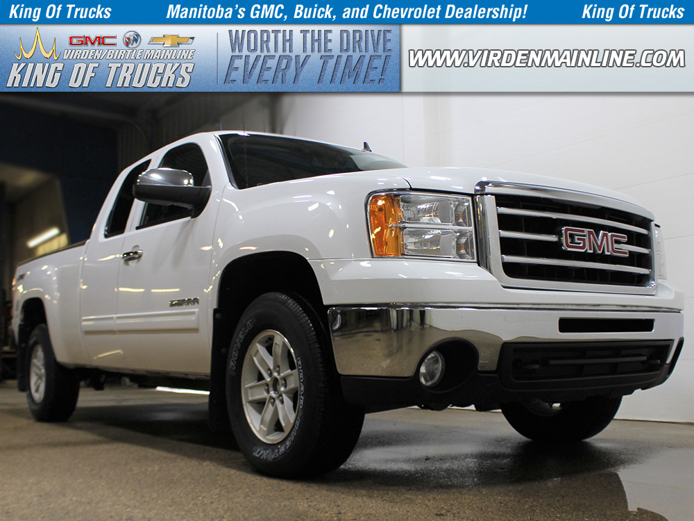 Pre-Owned 2013 GMC Sierra 1500 SLE | Ext | 4X4 | Keyless | Special Edition Pkg