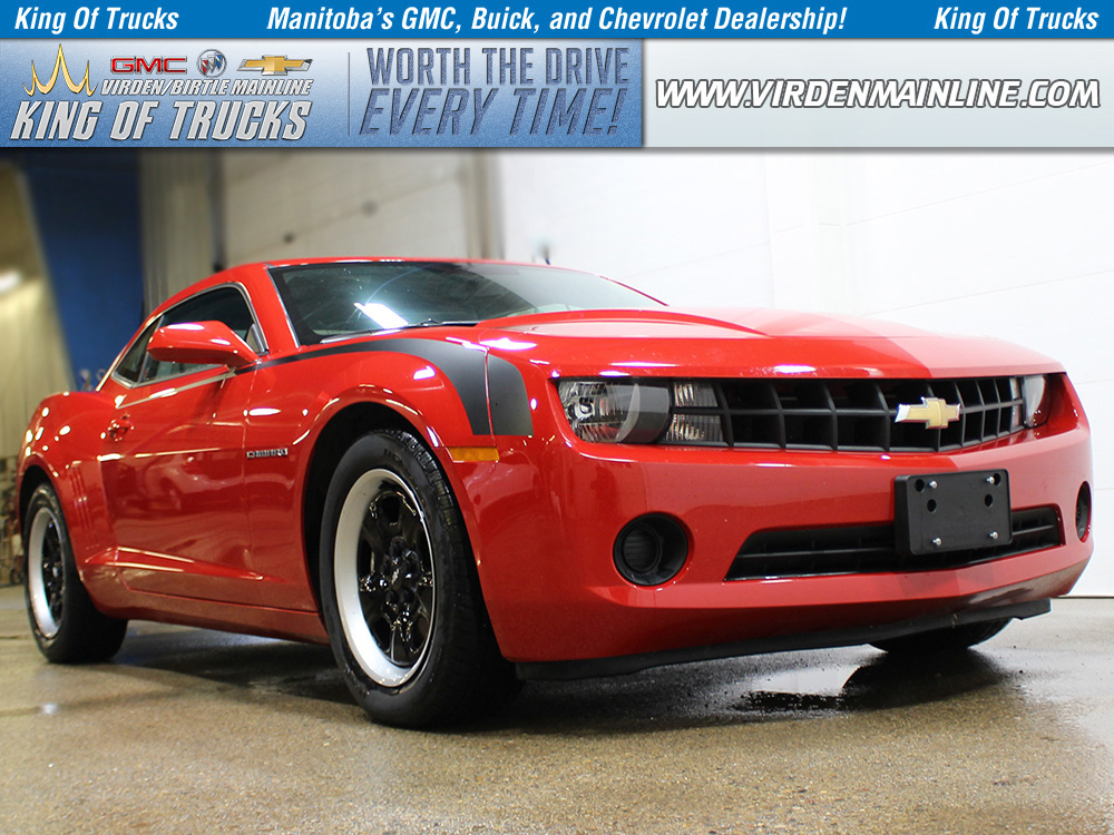 Pre-Owned 2013 Chevrolet Camaro 2LS | V6 | Auto| 1 Owner | Low KM's