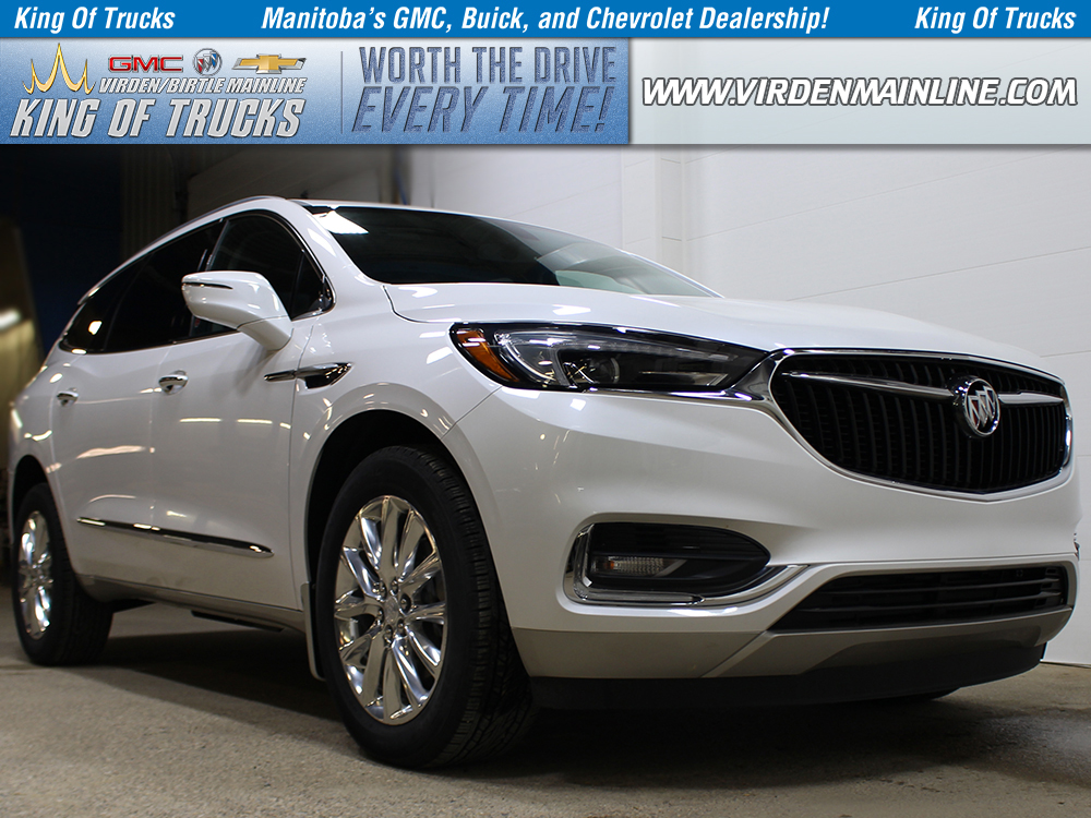 New 2018 Buick Enclave Essence | AWD | $358 B/W