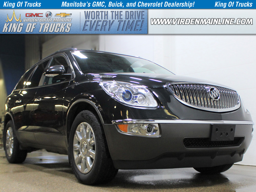 Pre-Owned 2012 Buick Enclave CXL1 | AWD | 7 Passenger | Sunroof