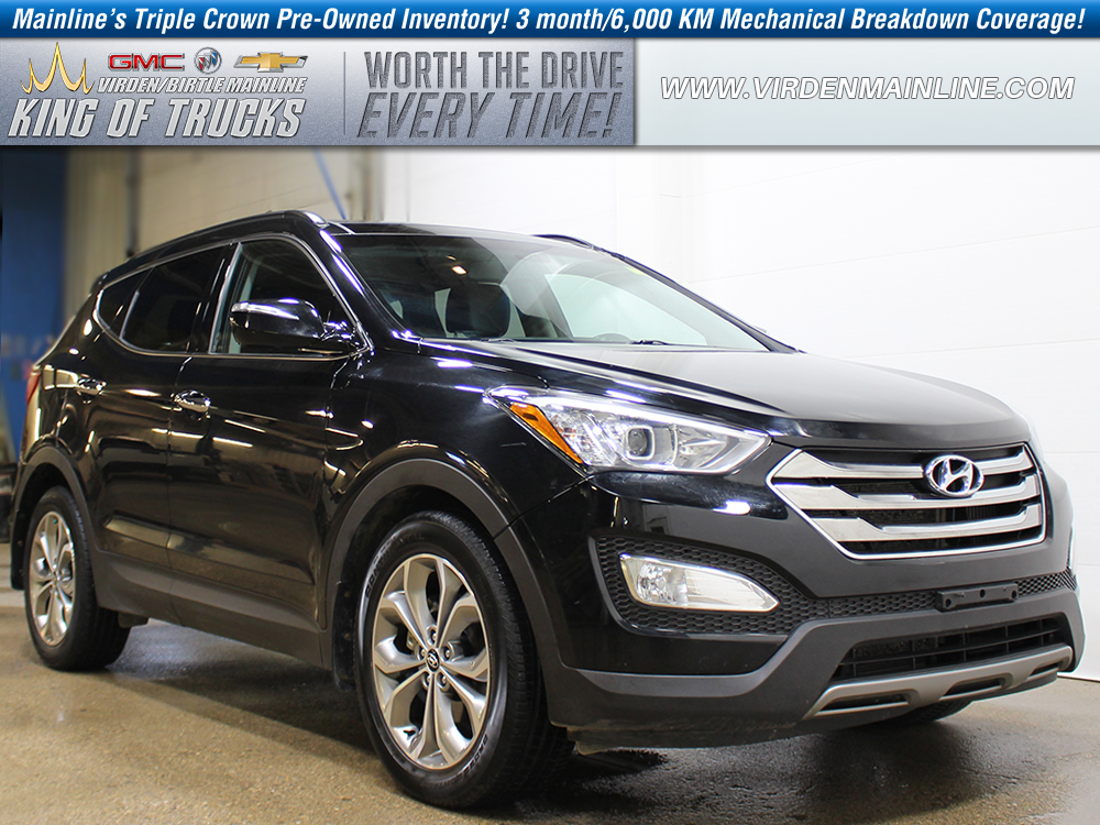 Pre Owned 2014 Hyundai Santa Fe Sport 2.0T | Leather | Sunroof