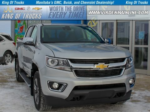 New 2018 Chevrolet Colorado LT | CREW | 2.8L DURAMAX | $323 B/W