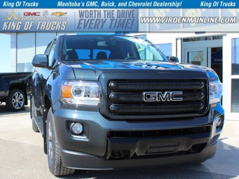 New 2018 GMC Canyon 4WD All Terrain | $310 B/W