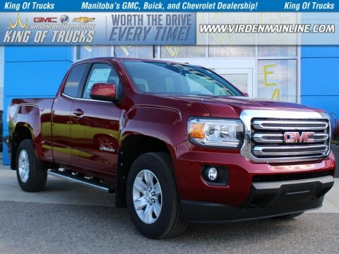 New 2018 GMC Canyon SLE | EXT | 4X4 | $275 B/W