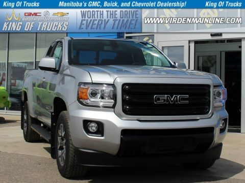 New 2018 GMC Canyon 4WD All Terrain | $288 B/W