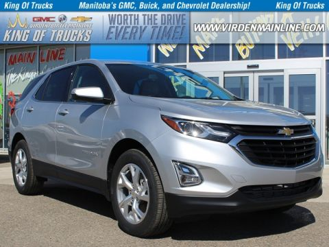 New 2018 Chevrolet Equinox LT | AWD | $252 B/W