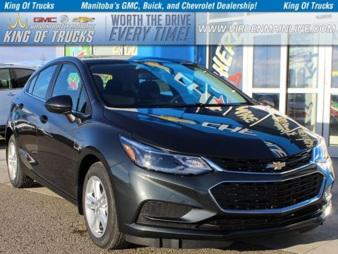 New 2018 Chevrolet Cruze LT | HATCH | $170 B/W